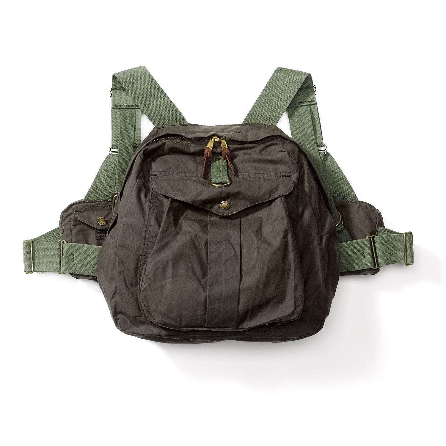Filson Foul weather flyfishing vest #16002 3