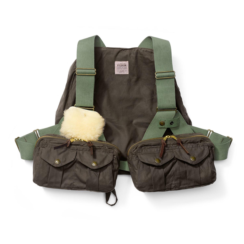 Filson Foul weather flyfishing vest #16002 1