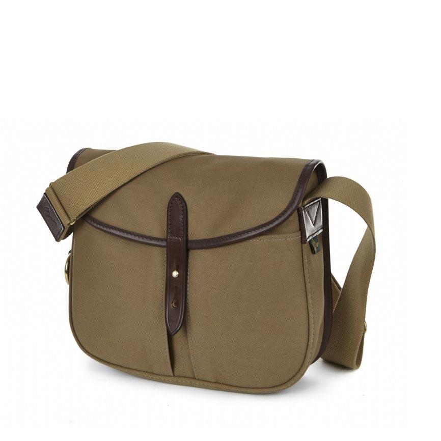 Die braune Brady Stour bag in Khaki-Farben von vorne