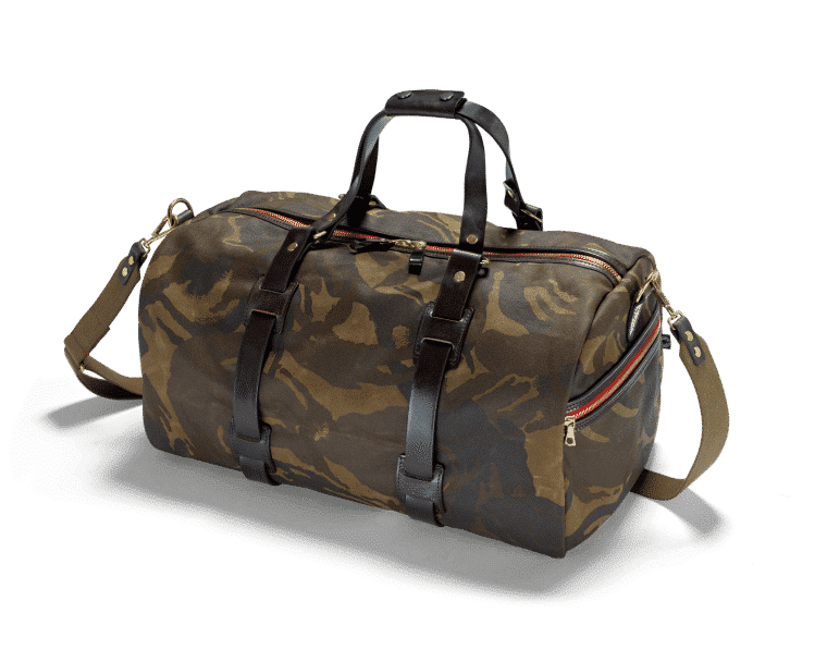 Sportliche Duffle Bag in Camouflage look