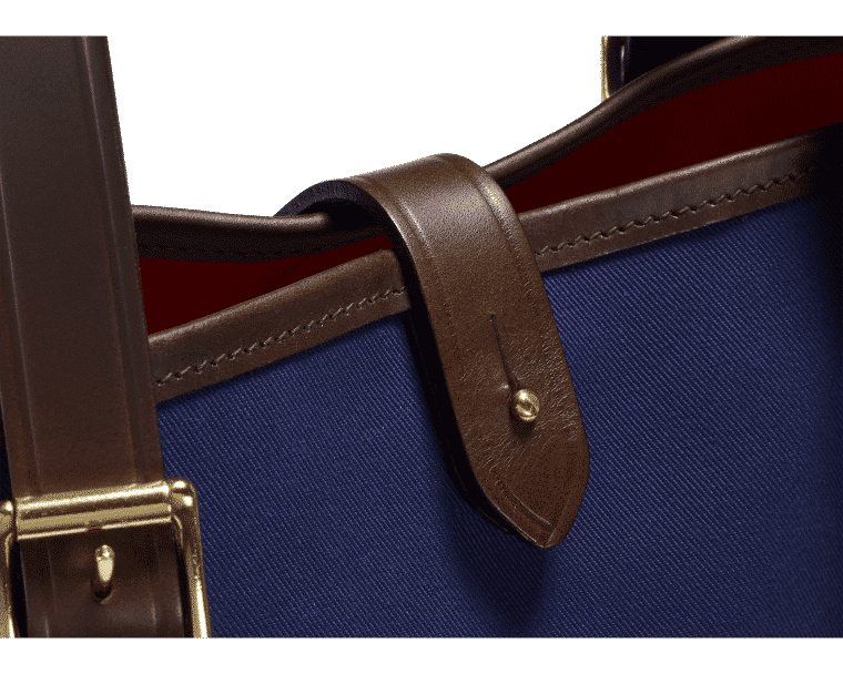 Croots Dalby Tote bag Shopper blue 2
