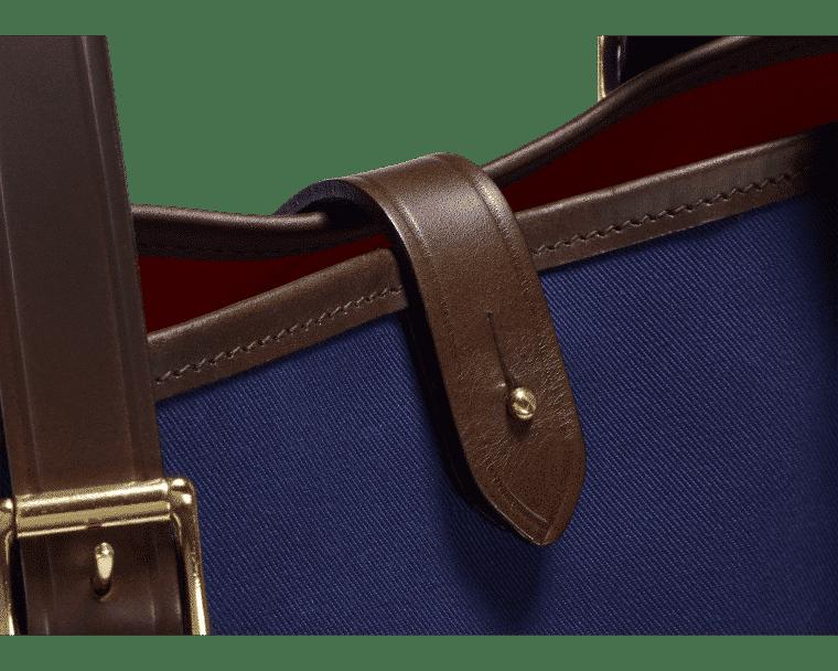 Croots Dalby Tote bag Shopper blue 2