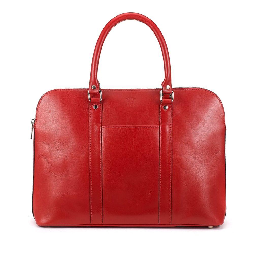 Tasche der Woche: Die rote Damenhandtasche Donna von Tusting 2
