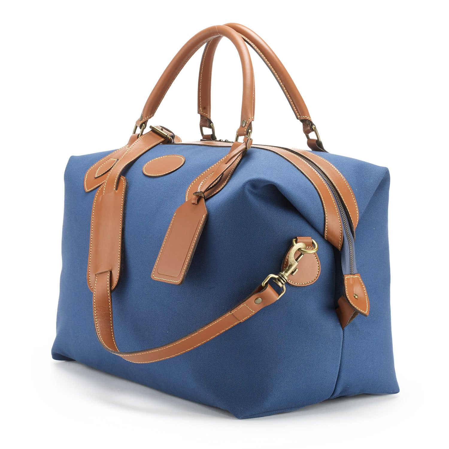 Tusting Explorer Tasche, medium, denim blue 3