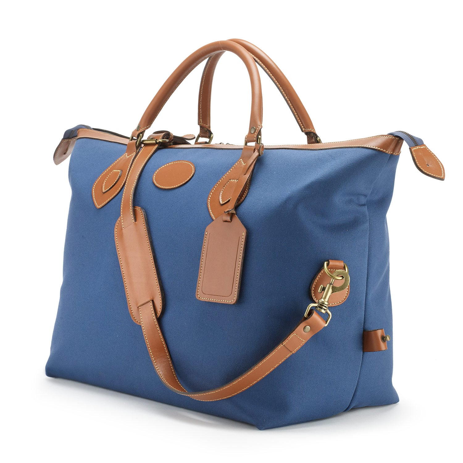 Tusting Explorer Tasche, medium, denim blue 4