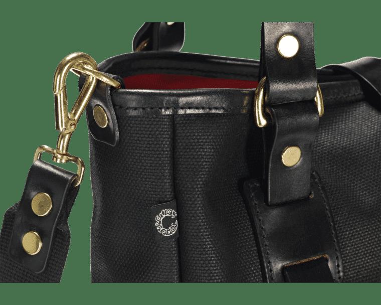Croots Vintage Range Tote bag black 1
