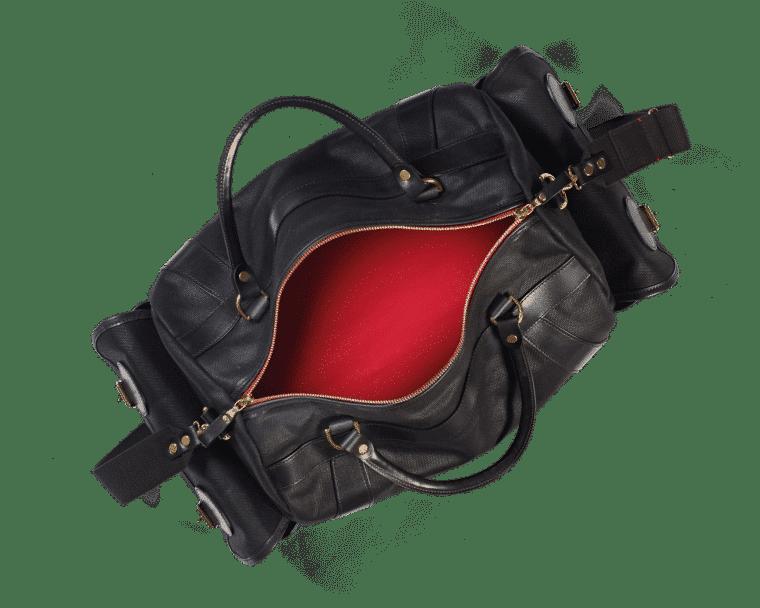 Croots Vintage Range Sportsman bag, black 3