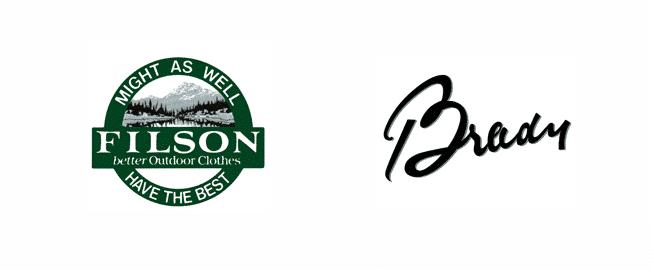 Logo filson und brady