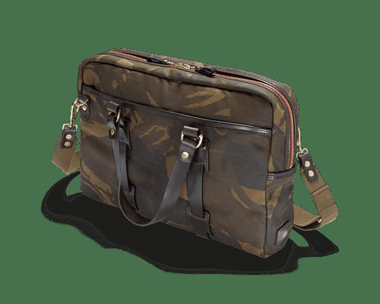 Croots Vintage Range Laptop Tasche camouflage 1