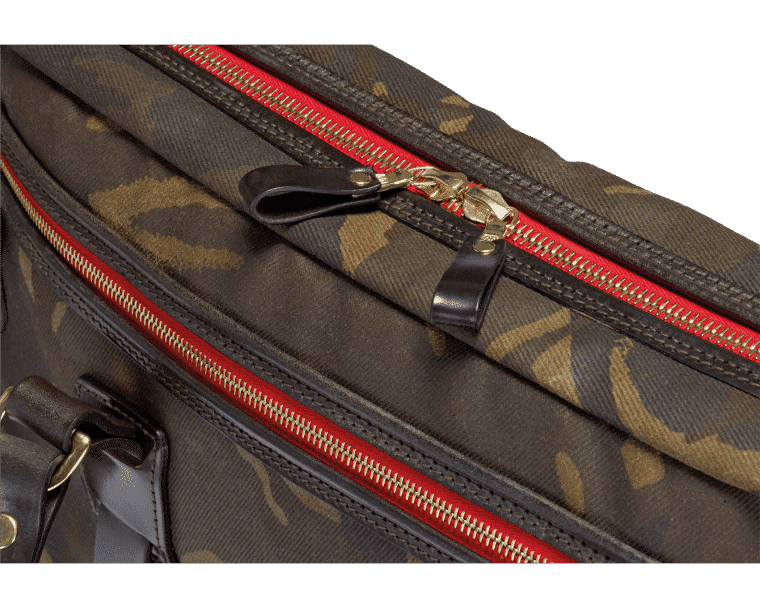 Croots Vintage Range Laptop Tasche camouflage 2