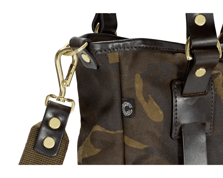 Croots Tote bag camouflage 1