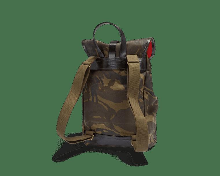 Croots Rucksack camouflage - Ein echter Hingucker 1