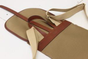 Eine coole Tasche mit ungewöhnlicher Form