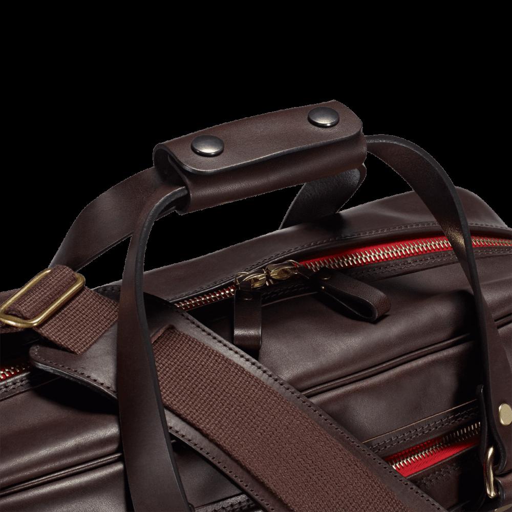 Reisetasche Traveller Dark Brown