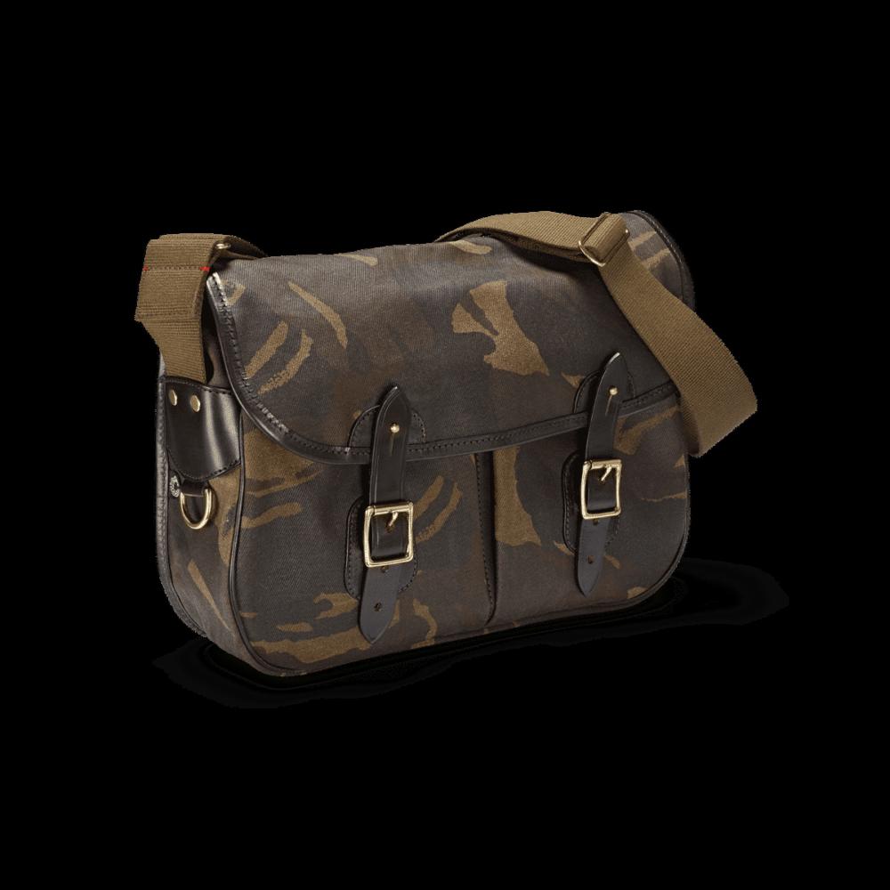 Camouflage Carryall von vorne