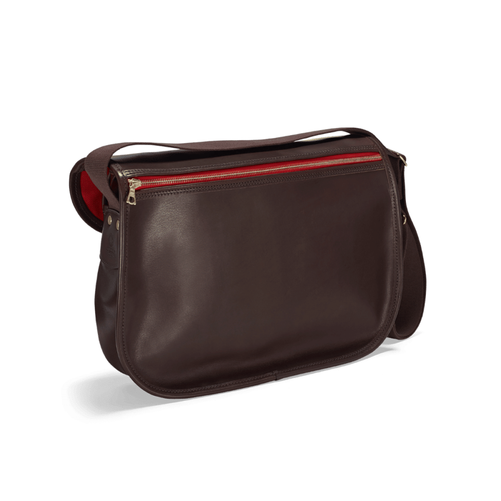 Vintage Leather Carryall 6