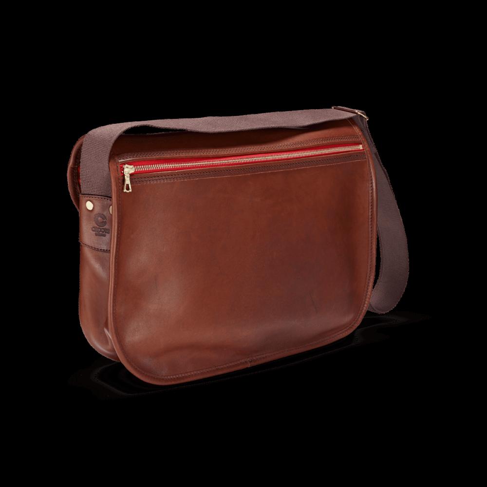 Vintage Leather Carryall 3