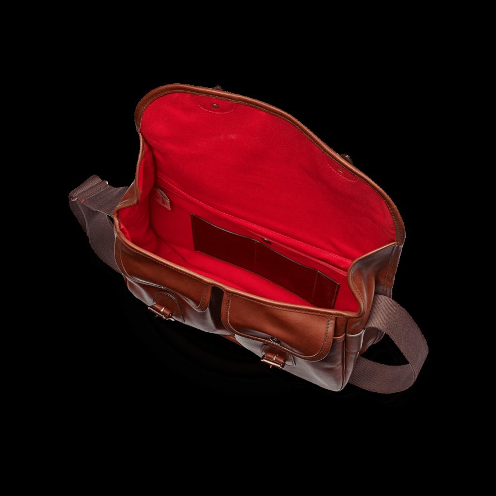 Vintage Leather Carryall 2