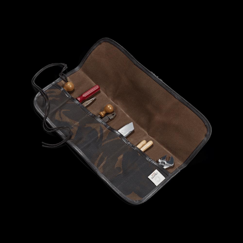 Werkzeug Tasche in Camouflage Optik von Croots 1