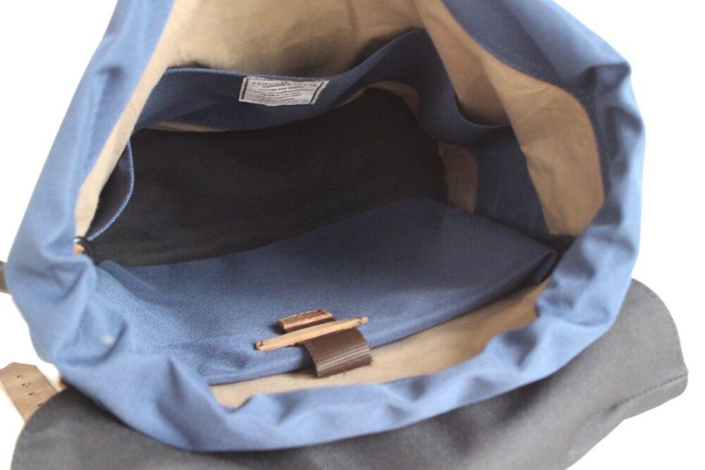 Margelisch Bandir 2 Cord blue innen