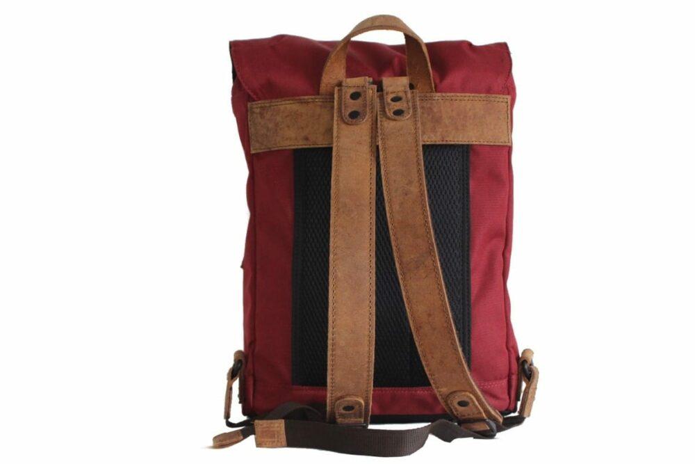 Rucksack Bandir 2 Cord red Rückseite