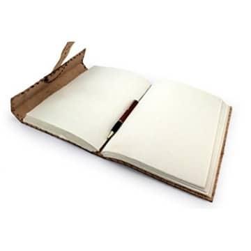 Notizbuch aus Leder DIN A4 1