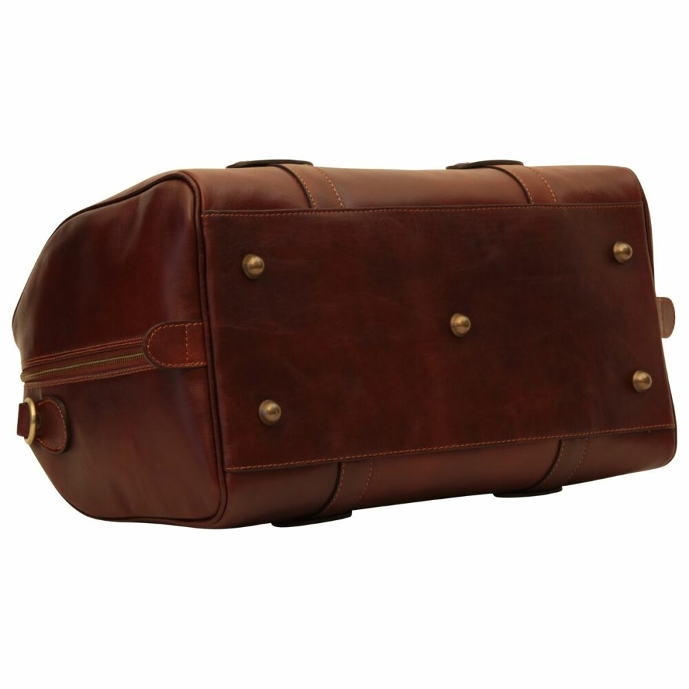 Boden Duffle Bag Old Anger braun