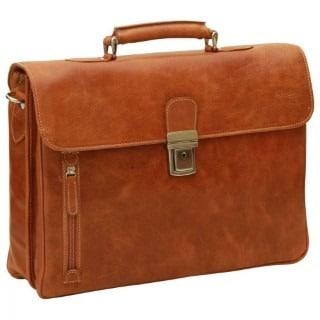 Laptoptasche 16 Zoll mit Schulterriemen Kolonial