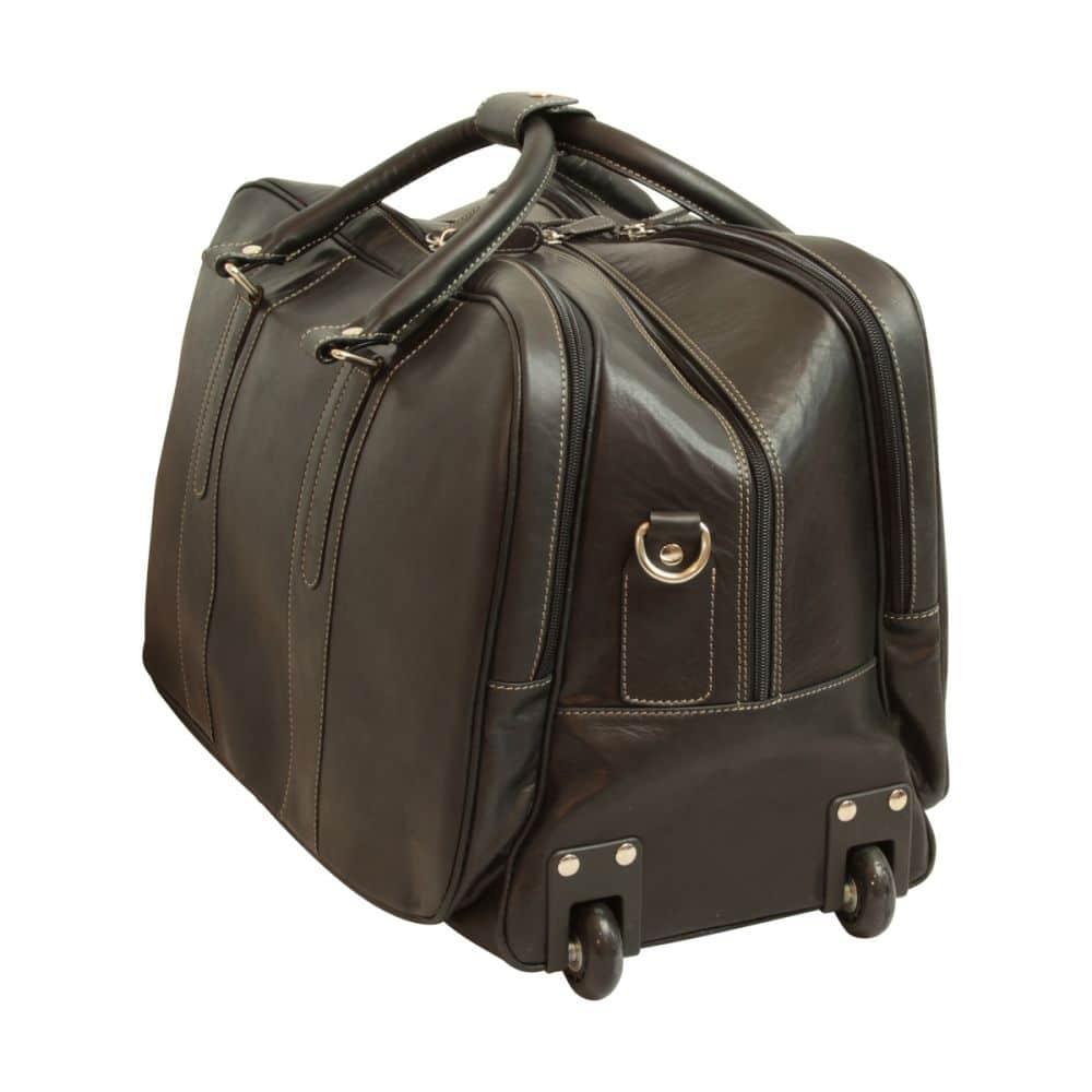 Seite Reisetasche New World Collection Schwarz